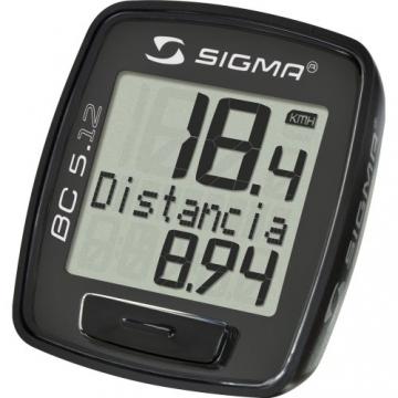 Sigma Sport Fahrradcomputer BC 5.12 -
