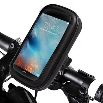 smartphone fahrradhalterung tasche fahrradcomputer test. Black Bedroom Furniture Sets. Home Design Ideas